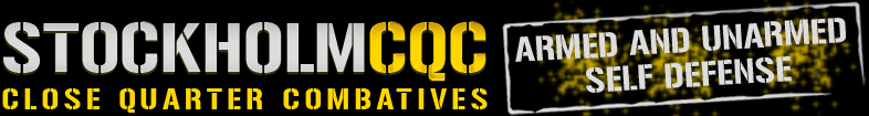 Stockholm CQC – Close Quarter Combatives
