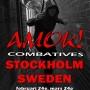 Amok! Combatives Stockholm